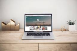 Rekon Construct weboldala - készítette: Wndeer Design